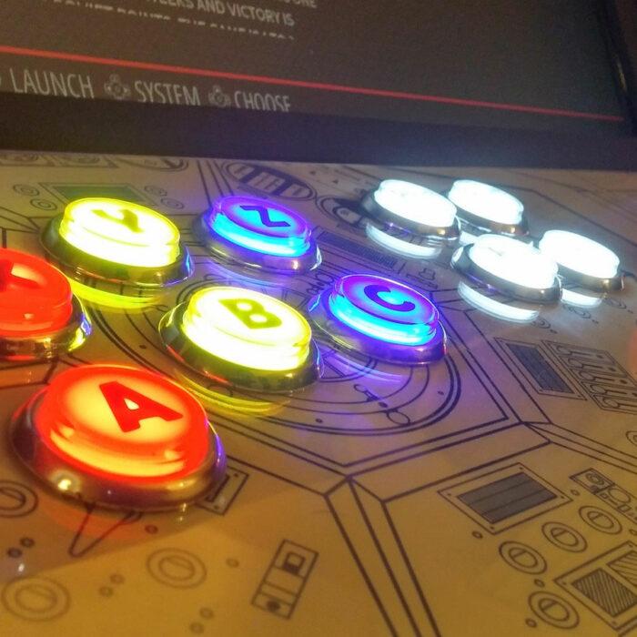 How A Tardis Themed Arcade Build Began To Take Shape